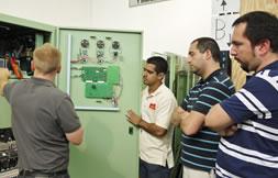 EPNetCom AG Technical Training for DC Rectifier Modulator product line – Latin America